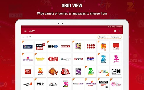 Download Jiotv Apk | Jio Tv Apk For Android Tv 10