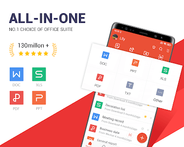 WPS Office - Free Office Suite for Word,PDF,Excel 14.4.1 (Premium) (Mod Extra)