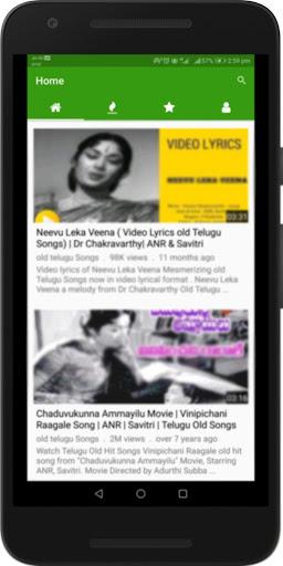 Telugu Old Hit Songs : Ghantasala, ANR, NTR Hits screenshots 1