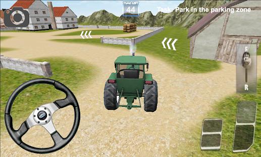 Tractor Farming Simulator screenshots 6
