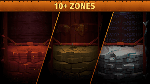 Deep Town: Mining Factory modiapk screenshots 1