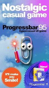 Progressbar95 – easy, nostalgic hyper-casual game 1