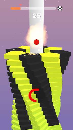 Helix Stack Blast 3D u2013 Smash Jump Ball Tower Fall 1.0.5 screenshots 8