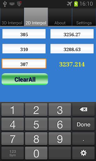 interpolators screenshot 1