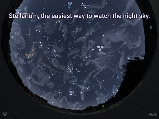 Stellarium Mobile Free - Star Map  screenshots 17