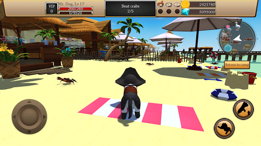 Dog Simulator - Animal Life  screenshots 18