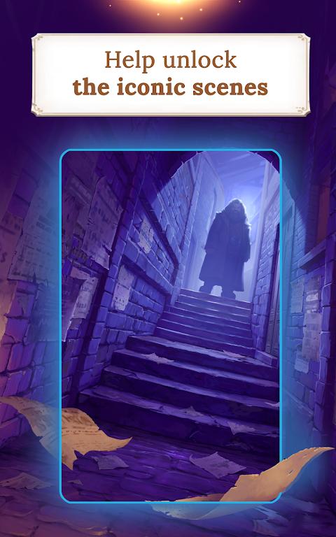 Harry Potter: Puzzles & Spells - Match-3 Magic  poster 0