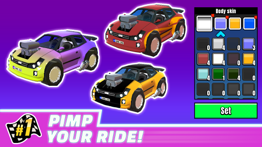 Built for Speed: Real-time Multiplayer Racing apktram screenshots 2
