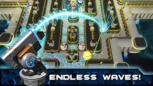 Sci Fi Tower Defense Offline Game. Module TD screenshots 8
