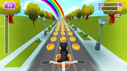 Cat Run Simulator - Kitty Cat Run Game  screenshots 8