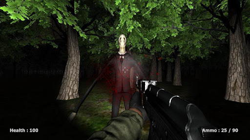 Slenderman Must Die Chapter 3 apktram screenshots 4