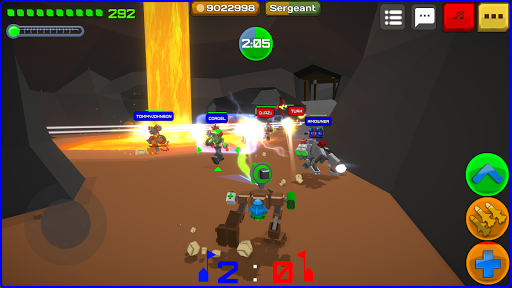 Armored Squad: Mechs vs Robots android2mod screenshots 3