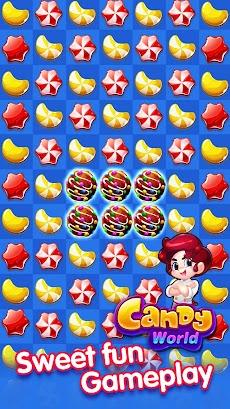 甘いキャンディー森 - 無料パズルゲームのおすすめ画像3