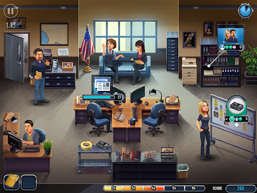 Criminal Minds: The Mobile Game  screenshots 21