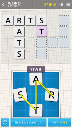 Word Architect - More than a crossword  screenshots 2