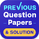 Previous Question Papers & Solution Download for PC Windows 10/8/7
