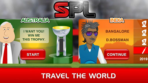 Code Triche Stick Cricket Premier League apk mod screenshots 3