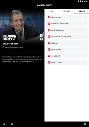 RMC ud83cudf99ufe0fInfo et Foot en direct - Radio & Podcast  Screenshots 11