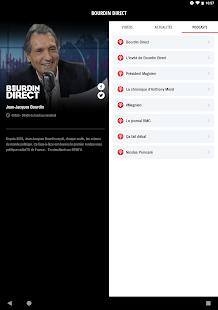 RMC ud83cudf99ufe0fInfo et Foot en direct - Radio & Podcast 7.5.3 APK screenshots 17