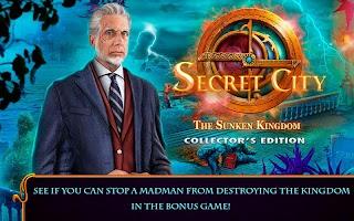 Secret City: Sunken Kingdom