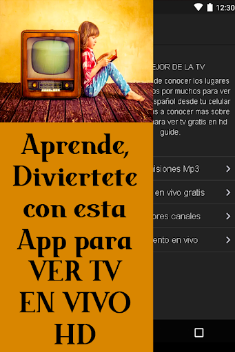 Foto do Ver TV HD En Mi Celular Guide Gratis 2019