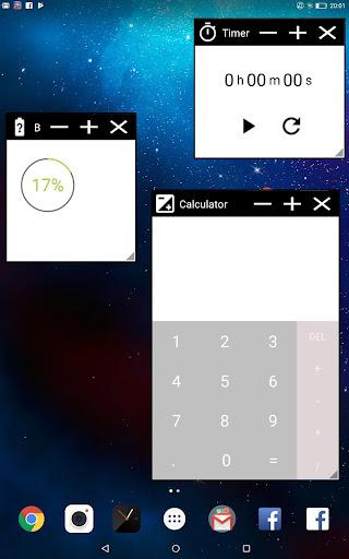 Floating apps - Multitasking 1.11 Screenshots 14
