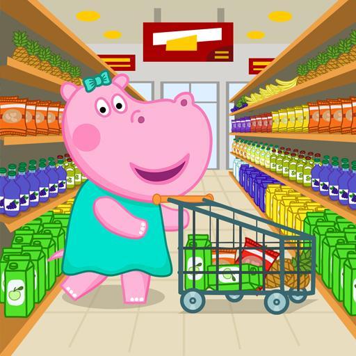 Supermarket: Shopping Laro para sa Kids