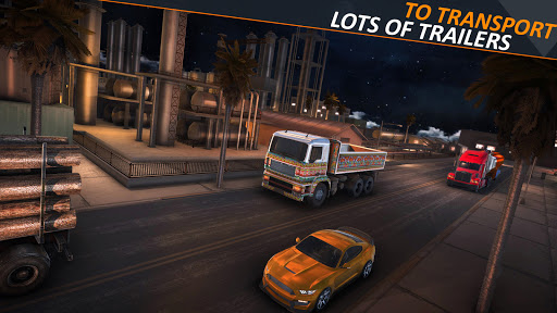 Real indian truck Transport: Indian driving game  screenshots 2