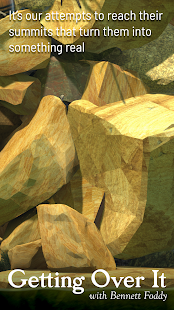Getting Over It with Bennett Foddy Screenshot
