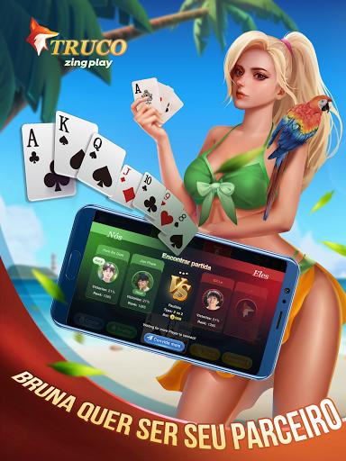 Truco ZingPlay: Jogo de cartas online gru00e1tis 2.2 Screenshots 12