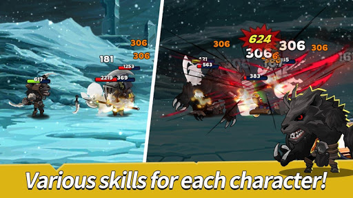 RogueHero: Roguelike Battle Master screenshots 2
