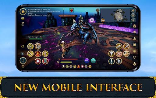 RuneScape Mobile android2mod screenshots 9