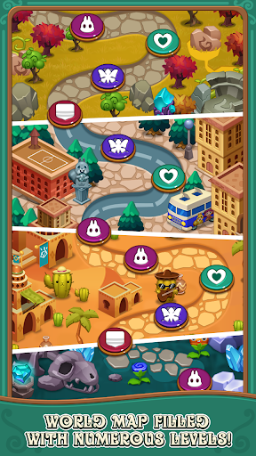Jewels fantasy:  Easy and funny puzzle game 1.7.2 screenshots 6