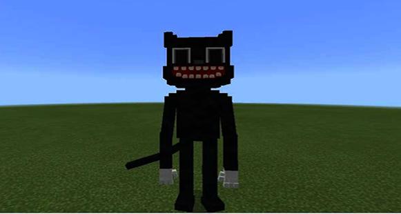 Mod Cartoon Cat for Minecraft 3.0 Screenshots 1