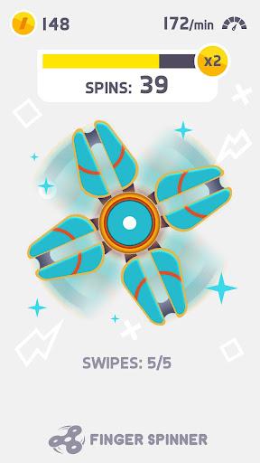 Fidget Spinner 1.3.4 screenshots 3