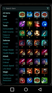Strategy for League of Legends 5