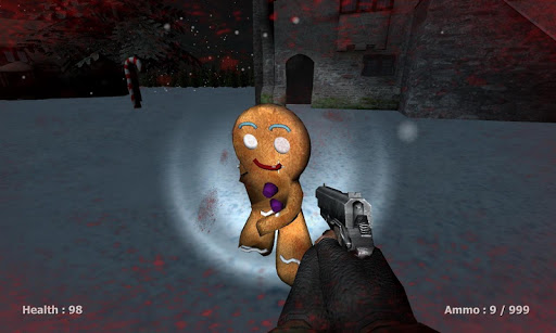 Slenderman Must Die: Chapter 4 - Silent Streets filehippodl screenshot 8