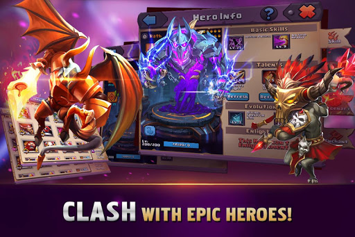 Clash of Lords: Guild Castle  screenshots 4
