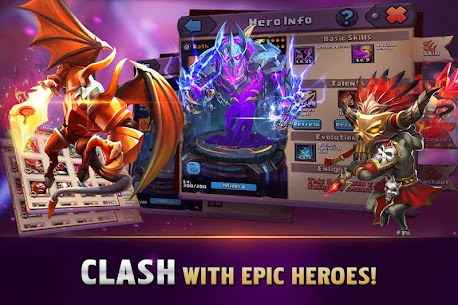 Free Clash of Lords  Guild cas tle Apk Download 2021 4