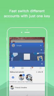 Dual Space - Multiple Accounts & App Cloner 4.0.8 Screenshots 6