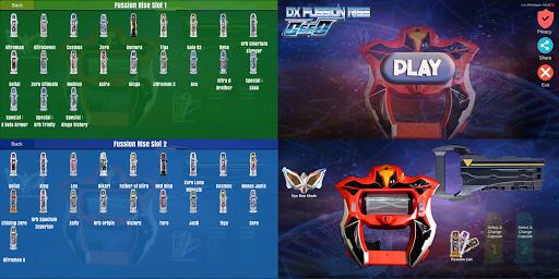DX Ultraman Geed Riser Sim for Ultraman Geed 1.4 screenshots 12