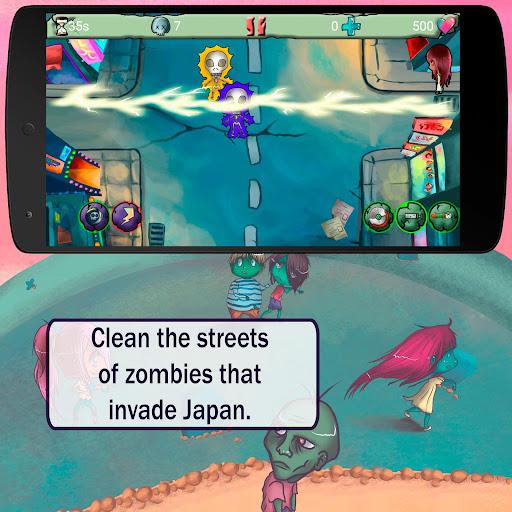 kiseichuu: apocalypse of zombies kaoz screenshot 3