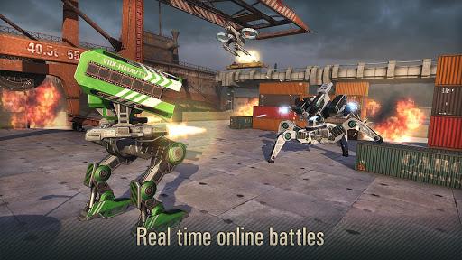 WWR: Warfare Robots Game (PvP of War Robots)  screenshots 1