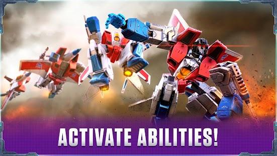 Transformers: Earth Wars Beta Screenshot