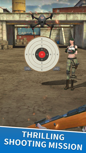 Sniper Range - Target Shooting Gun Simulator  screenshots 10
