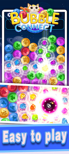 Bubble Connect - bubble match and puzzle game  screenshots 5