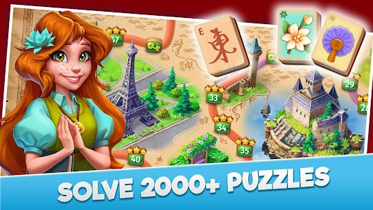 Mahjong Journey: A Tile Match Adventure Quest Mod Apk 1.25.7100 (Money is Increasing) 7