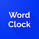 Simple Clock Widget - Word Clock