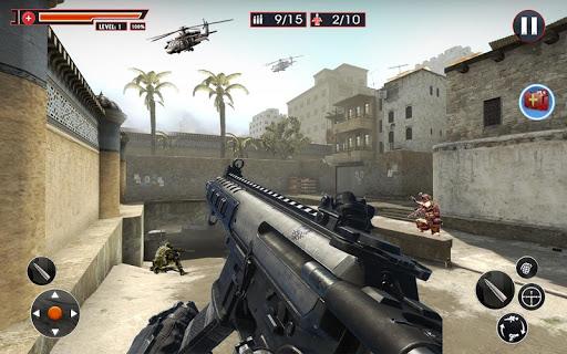 Sniper Shooting 3D Battle - Gun Shooter Games Free  Screenshots 1