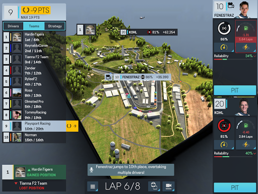 Motorsport Manager Online screenshots 18
